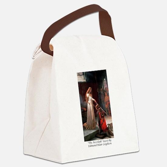 blairaccolade.jpg Canvas Lunch Bag