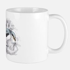 Great Cinereous Shrike Bird Mug