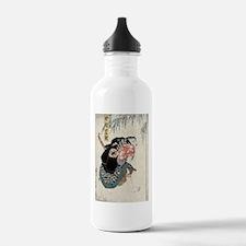 Nakamura Shikan - Toyokuni Utagawa - 1830 Water Bo