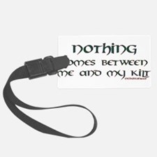 nothingkilt2.png Luggage Tag