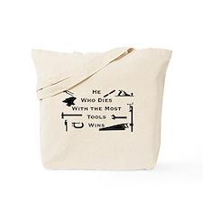 Most Tools Tote Bag