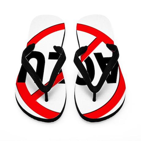 Anti / No ACLU Flip Flops