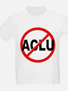 Anti / No ACLU T-Shirt