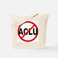 Anti / No ACLU Tote Bag