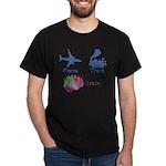 Plane, Train, Brain T-Shirt