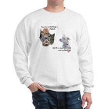 Save the Pitbull Sweatshirt