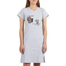 Save the Pitbull Women's Nightshirt