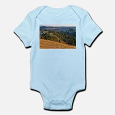 Wind Cave Elk Valley Infant Bodysuit