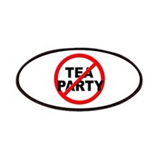Anti / No Tea Party Patches