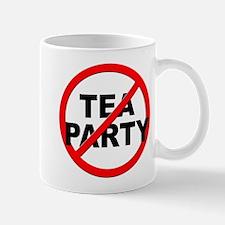 Anti / No Tea Party Mug