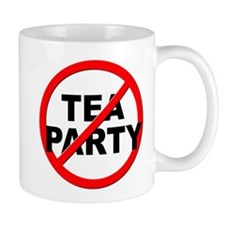 Anti / No Tea Party Mug