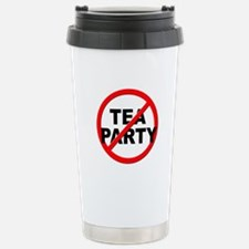Anti / No Tea Party Travel Mug