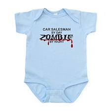 Car Salesman Zombie Onesie