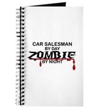 Car Salesman Zombie Journal