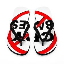 Anti / No Cry Babies Flip Flops