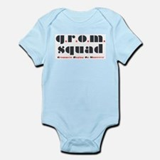 "Infant's ""grom squad"" One-piece"