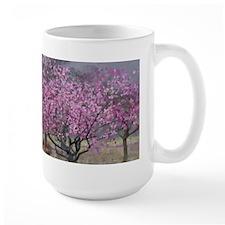 Spring Half Pass Dressage Mug