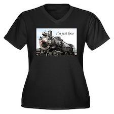 I'm just loco: Grand Canyon Railway Women's Plus S