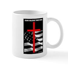 """""""God Bless The USA"""" Mug"""