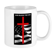 """God Bless The USA"" Mug"