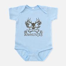 GIRL BOWHUNTER Infant Bodysuit