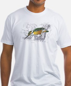 Kingfisher Bird (Front) Shirt