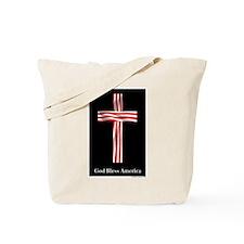 """God Bless America"" Tote Bag"