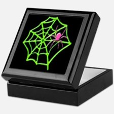 Arachneon1 Dark Keepsake Box