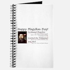 Magellan Day - Journal