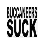 buccaneerssuck.png Square Sticker 3