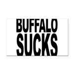 buffalosucks.png Rectangle Car Magnet