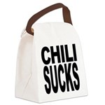 chilisucks.png Canvas Lunch Bag