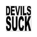 devilssuck.png Square Sticker 3