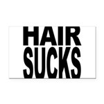 hairsucks.png Rectangle Car Magnet
