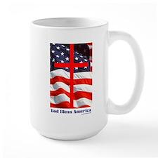 """God Bless America"" Mug"