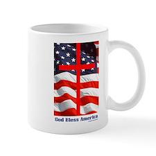 """God Bless America"" Coffee Mug"