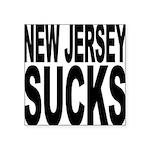 newjerseysucks.png Square Sticker 3