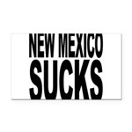 newmexicosucks.png Rectangle Car Magnet
