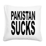 pakistansucks.png Square Canvas Pillow