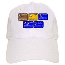 Science Smartass Baseball Cap