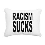 racismsucks.png Rectangular Canvas Pillow