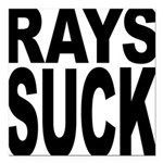 rayssuck.png Square Car Magnet 3