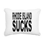 rhodeislandsucks.png Rectangular Canvas Pillow