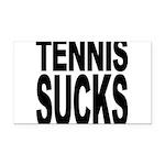 tennissucks.png Rectangle Car Magnet
