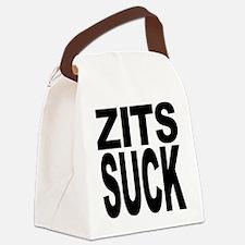 zitssuck.png Canvas Lunch Bag