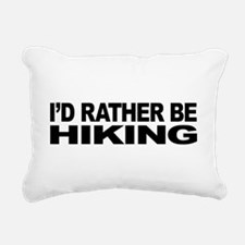 mssidratherbehiking.png Rectangular Canvas Pillow