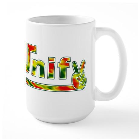 TydyUnify Rasta Large Mug