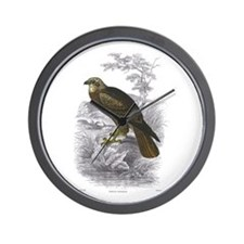 Marsh Harrier Bird Wall Clock
