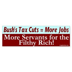More Jobs by Bush Bumper Sticker