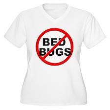 Anti / No Bed Bugs T-Shirt